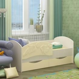 """Кровать """"Дельфин 3"""""""