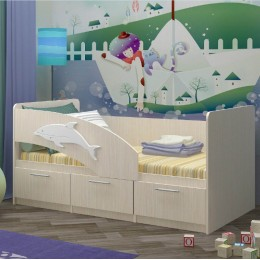 """Кровать """"Дельфин 5"""""""