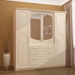 "Шкаф 4 ств. ""Карина"""