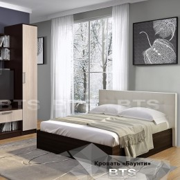 """Кровать """"Баунти"""" с подъемным механизмом"""